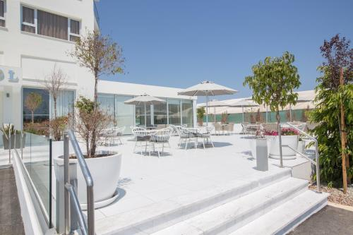 Napasol boutique hotel ayia napa best places to stay for Boutique stays accommodation