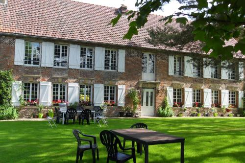 Chambres d'hôtes Manoir du Buquet