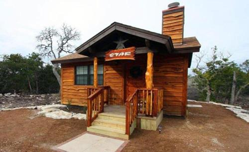 Cedar Bliss Star Cabin, Fredericksburg - Promo Code Details