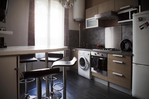 Appartement centre Oullins à proximité de Lyon