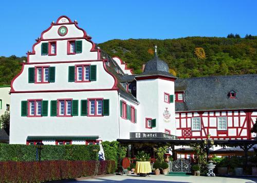Отель Hotel Rheingraf 3 звезды Германия