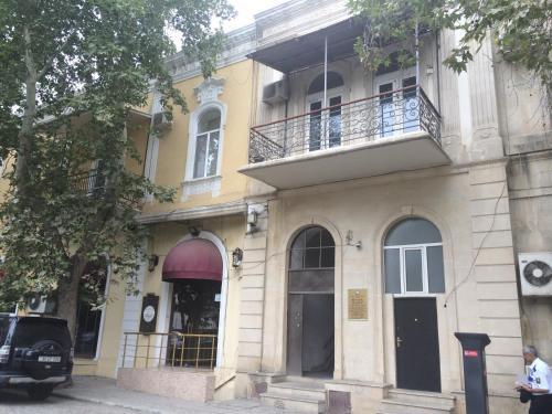 Апартаменты На Алиярбекова 9