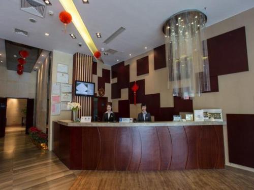 HotelMetropolo, Fuzhou, Wanda Plaza-Taijiang