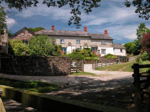 Lower Toft Farmhouse, Beaworthy