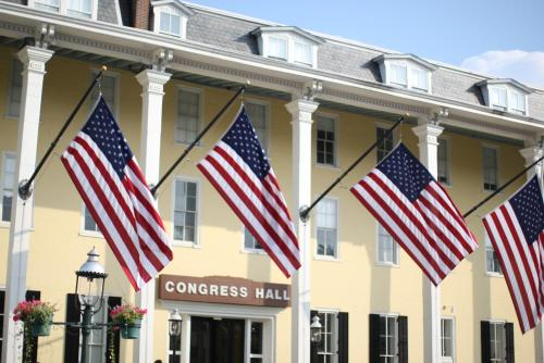 Congress Hall - 5.0 star rating for travel with kids