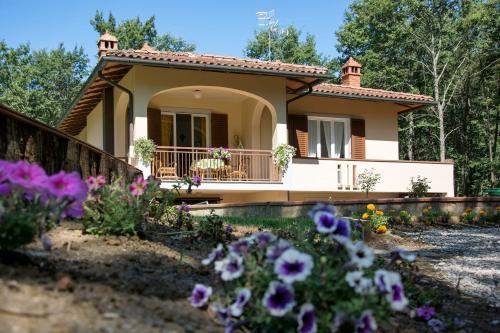 Отель La Casa nel Bosco 0 звёзд Италия
