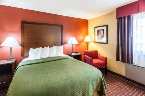 Quality Inn and Suites Lincoln