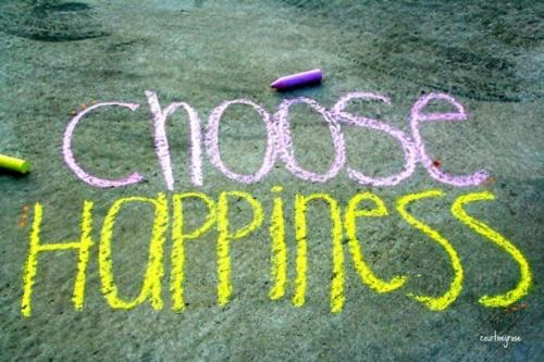 Choose To Be Happy @ The LMCC Cabin