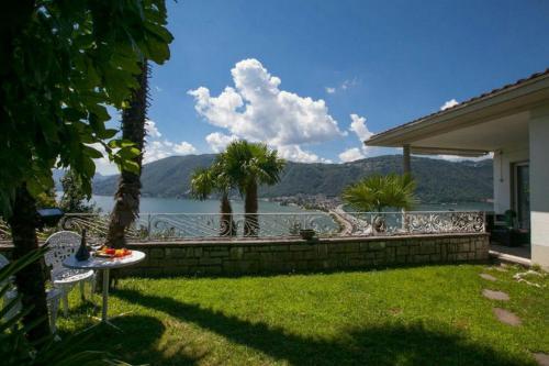 Villa Lago Lugano, Bissone