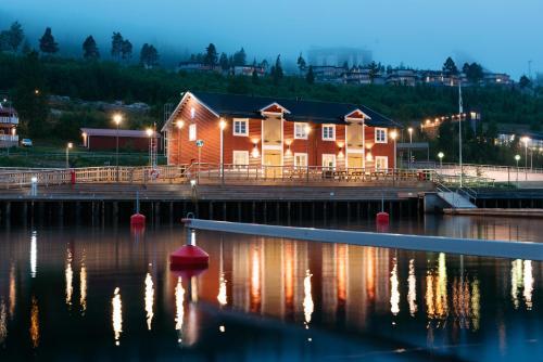 HotelÖrnsköldsviks Gästhamn