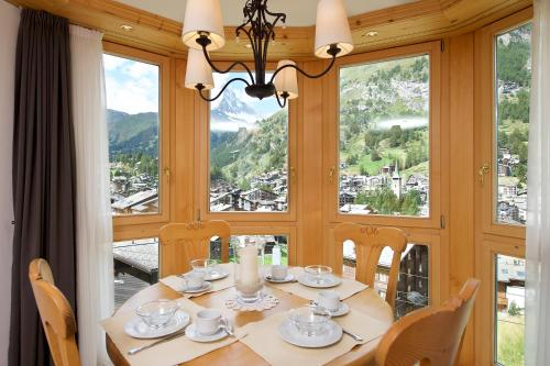 La Bohème Apartments, Zermatt