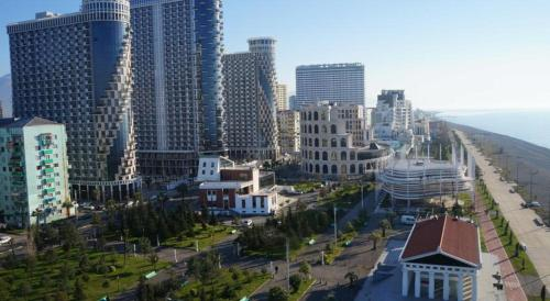 Апартаменты Немо в Batumi Black Sea Tower