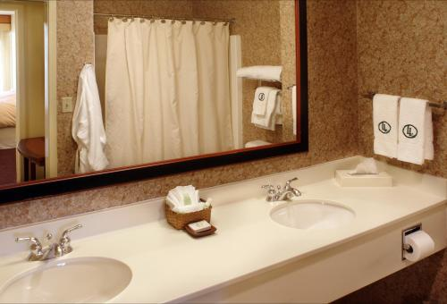 Suite Executiva - Duche para Pessoas com Mobilidade Condicionada (Executive Suite - Disability Access with Roll In Shower)