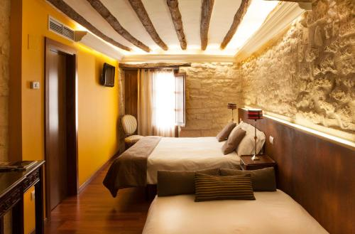 Dreibettzimmer Hotel del Sitjar 2