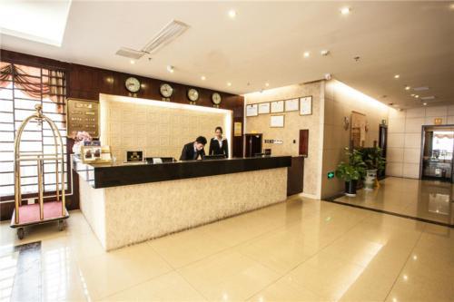 Отель Lan Kwai Fong Garden Hotel 4 звезды Китай