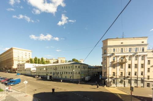 Хостел Dtm, Москва
