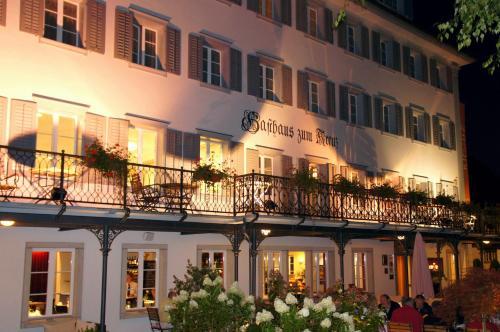 Kreuz Sachseln Hotel Restaurant