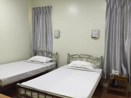 Kamar Superior Twin (Superior Twin Room)