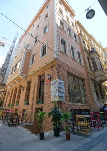 Отель Corner Living Space 0 звёзд Турция