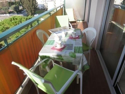 Rental Apartment Terrasses Antibes