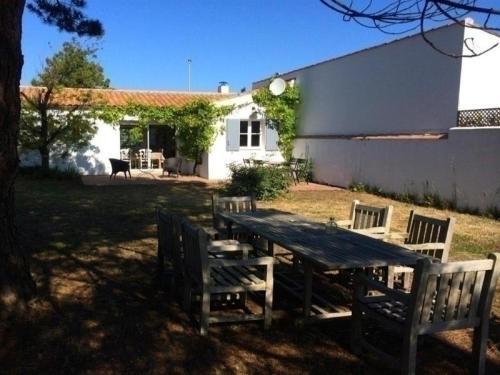 Rental Villa Le Bois Plage Ii - Le Bois-Plage-En-Re