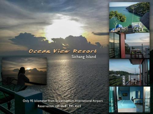 Отель Ocean View Resort - Koh Sichang 0 звёзд Таиланд