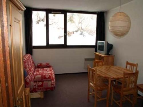 Rental Apartment Andromede II - Flaine