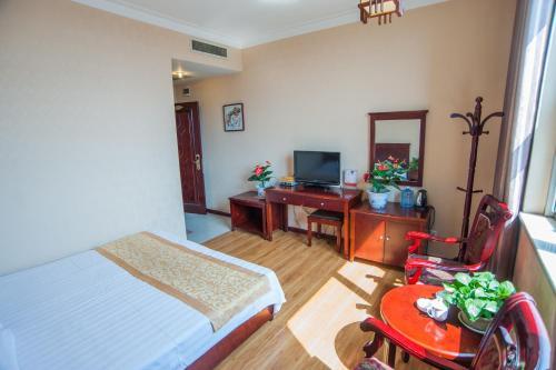 Отель Pingyao Shuncheng Road Xinghelong Inn 0 звёзд Китай