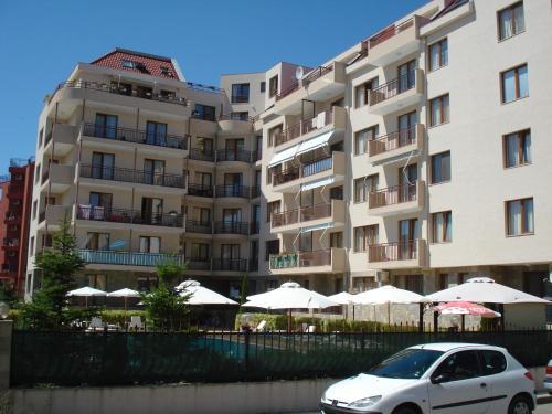 Отель Summer Breeze Apartments 0 звёзд Болгария
