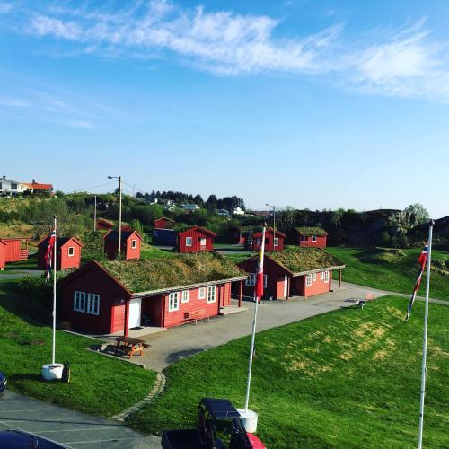 Haraldshaugen Camping