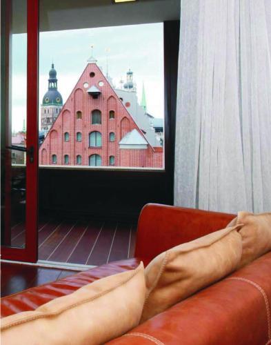 Отель Berta Loft 0 звёзд Латвия