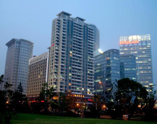 Отель Urban Hotel Shanghai 4 звезды Китай