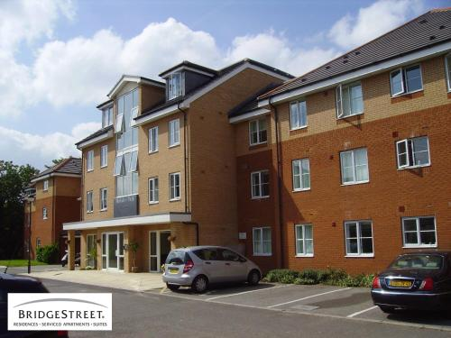 Photo of Berkeley Park Apartments By Bridgestreet Self Catering Accommodation in Hillingdon London