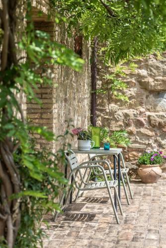 Doppel-/Zweibettzimmer mit Gartenblick Can Bassa 2