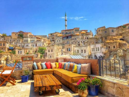 Отель Elaa Cave Hotel 0 звёзд Турция