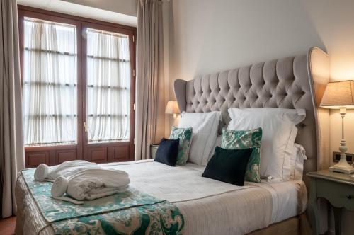 Habitación Doble Deluxe Palacio Pinello 7