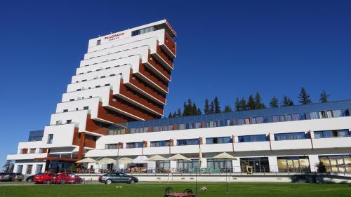 Отель Panorama Rent - deluxe apartman 4 звезды Словакия