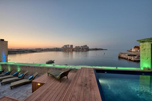 Waterfront Valletta House, La Valletta