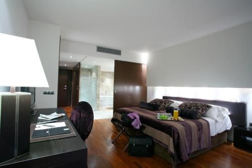 Deluxe Room and Spa access Finca Prats Hotel Golf & Spa 1