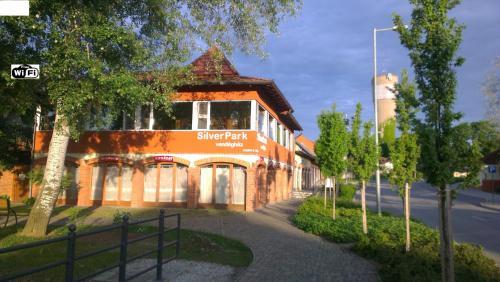 Отель Silver Park Vendégház 0 звёзд Венгрия