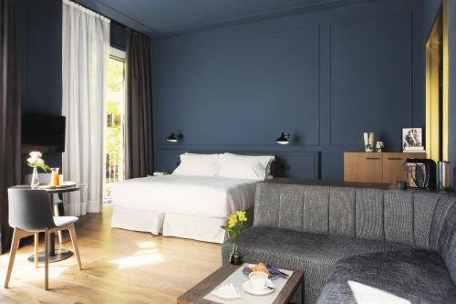Junior Suite TÓTEM Madrid, a Small Luxury Hotel of the World 1