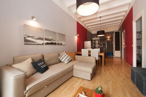 BBarcelona Apartments Monumental Flat