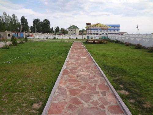 Отель Akvamarin Pansionat 0 звёзд Киргизия