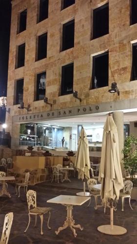 3 starts hotel in Salamanca