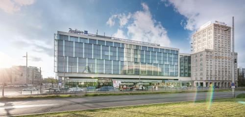 Radisson Blu Hotel Leipzig impression