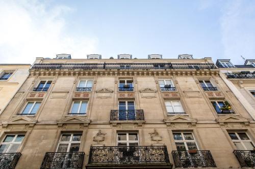 Marais Centre Pompidou ID 233