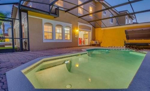 Piscina Flagler Beach Townhome 4711