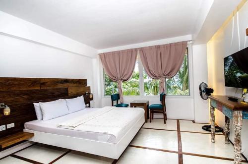 Отель Bei Kurt und Magz Inn 3 звезды Филиппины