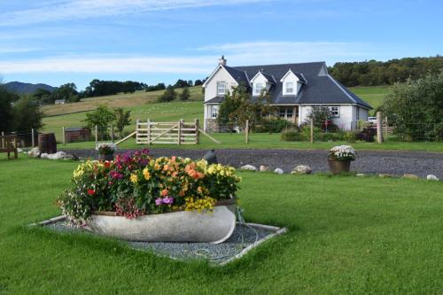 Easter Croftinloan Farmhouse