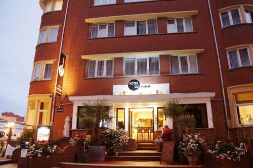 Foto's van Charme Hotel Du Soleilin Knokke-Heist